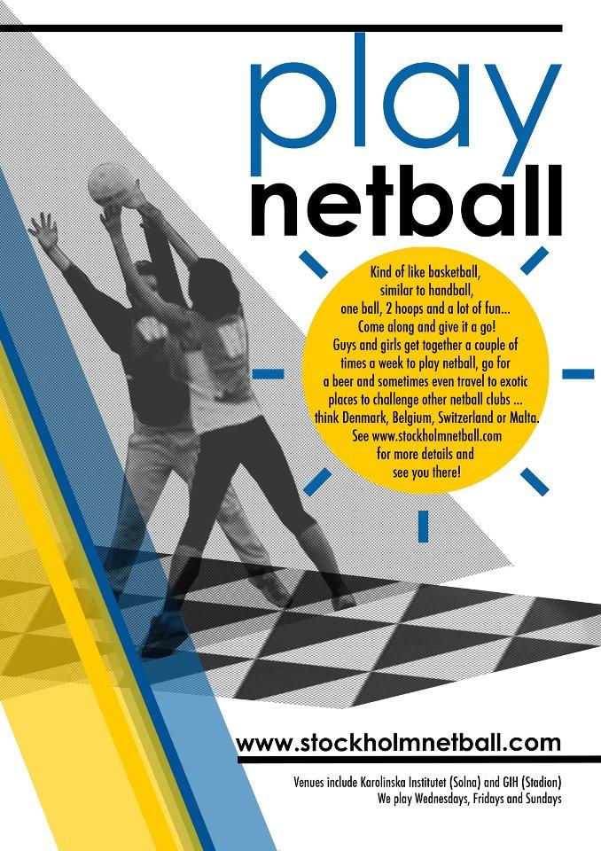 Stockholm Netball Club